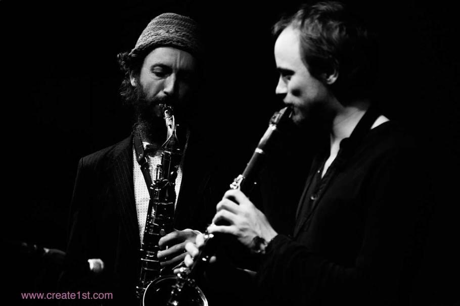 Live jazz at Jamboree